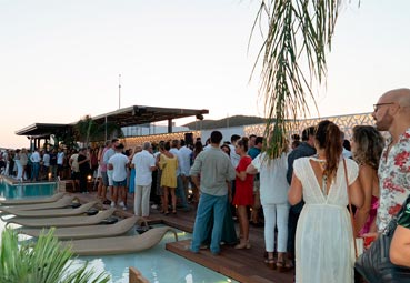 Ibiza inaugura el nuevo restaurante Maymanta