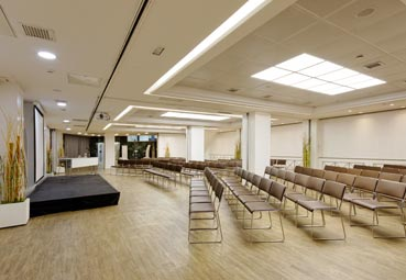 Hotel Mayorazgo, un centro de convenciones en la Gran Vía madrileña