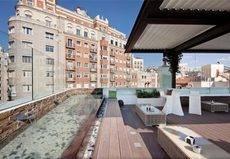 Un oasis urbano entre la Gran Vía y el cielo de Madrid