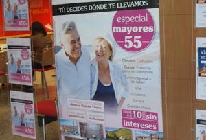 La lucha por captar a los mayores se acrecenta en el Sector de agencias de viajes