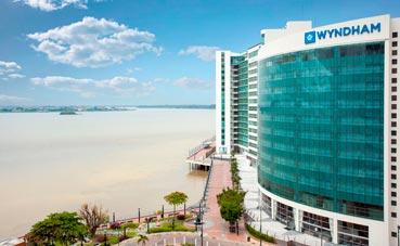 MCI venderá los hoteles Wyndham entre sus clientes