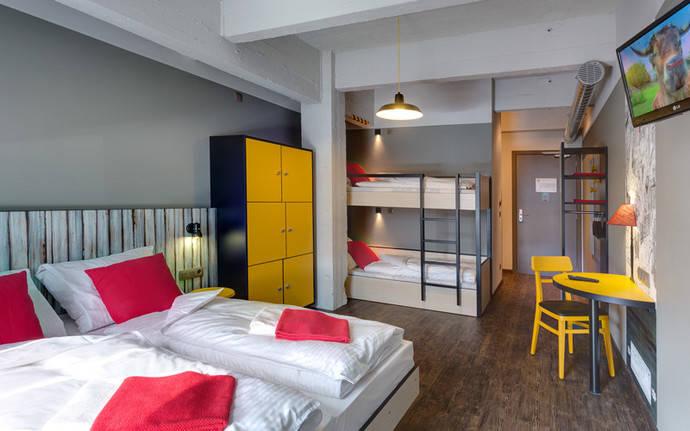 Meininger tendrá un hotel en la Gran Vía de Barcelona