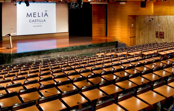 El Meliá Castilla, mejor hotel de España y segundo de Europa para el Sector MICE