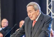 Juan Andrés Melián nació en Las Palmas de Gran Canaria en 1934.