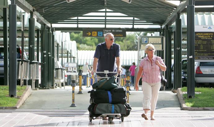 El crecimiento de las llegadas con 'paquete' turístico pierde intensidad este 2017
