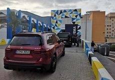 Mercedes genera más de 3.000 noches en Marbella