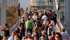 Gran crecimiento del Turismo urbano en Madrid.