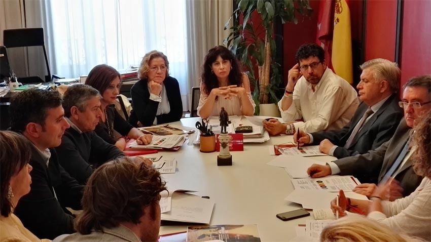 Valladolid potencia la organizaci n de reuniones y eventos Oficina turismo valladolid