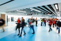 El Metro de Barcelona ya conecta con el aeropuerto y el recinto de Gran Via