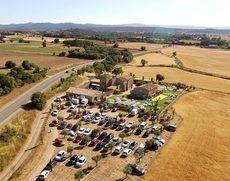 Vista aérea de Mas Jofre.