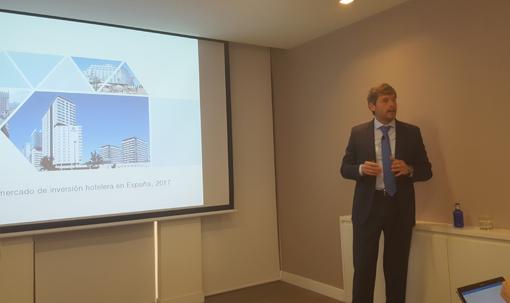 La inversión inmobiliaria en hoteles en España alcanza los 3.907 millones