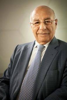 El presidente del Grupo Pacífico, José Milán.
