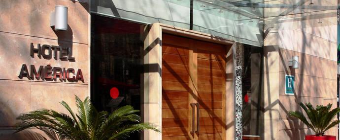 New Millenium reforma su Hotel América Barcelona