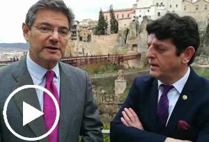 El ministro Rafael Catalá, sobre el Turismo: 'Tiene un gran futuro por delante'