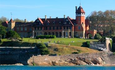 El Palacio Miramar podría tener un aparcamiento