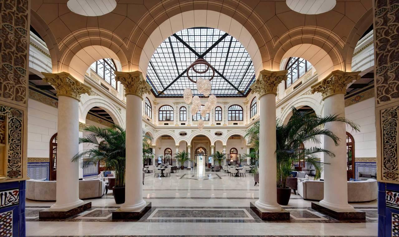 El Gran Hotel Miramar, reconocido por Condé Nast Traveler