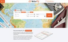 MisterFly lanza una plataforma para agencias de viajes