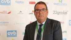 El presidente de la Mesa del Turismo, Juan Molas.