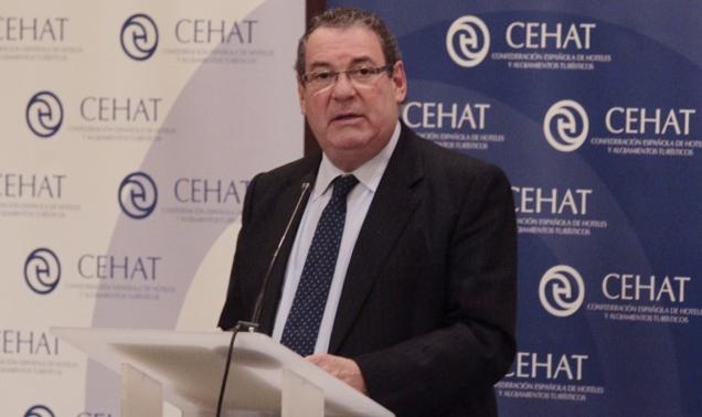 Juan Molas renuncia a presentarse a la reelección como presidente de CEHAT