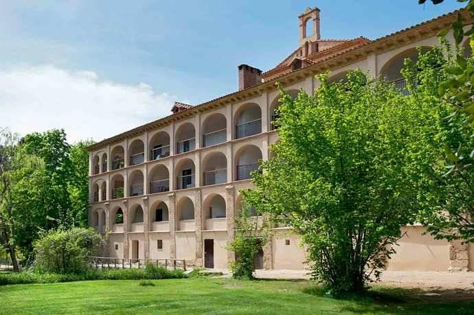 El Monasterio de Piedra rehabilita sus espacios históricos
