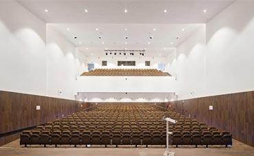 Kuver gestionará el Palacio de Congresos de Motril