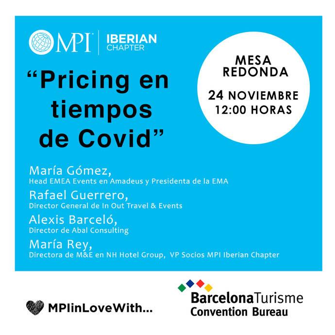 Pricing en tiempos de Covid: seminario virtual de MPI