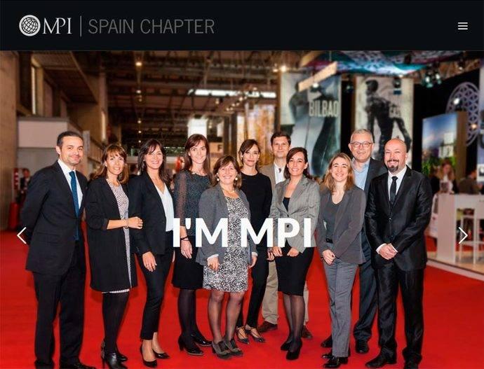 MPI Spain renueva su página 'web' con un diseño más actual