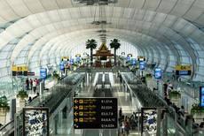 Se recomienda el uso de mascarillas en los aeropuertos y en los aviones.