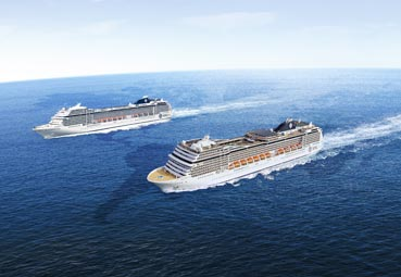 MSC Cruceros ya mira hacia la 'Vuelta al Mundo 2023'