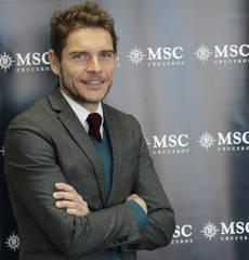 El director de MSC, Fernando Pacheco.