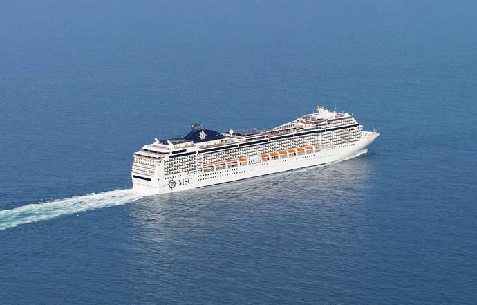 MSC Cruceros suspende las escalas en Turquía