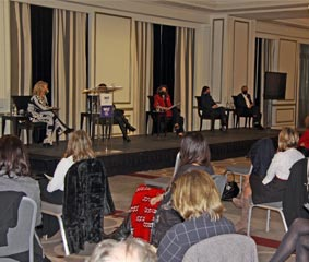 Las mujeres piden más protagonismo en el Sector