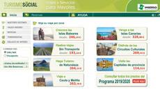 Turismo Social controla los lotes 2 y 3.