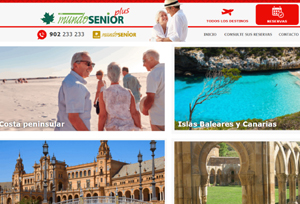 Mundosenior Plus obvia las advertencias del Imserso y sigue con su estrategia