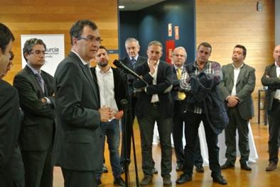 Murcia reta a los empresarios a duplicar el impacto de los eventos