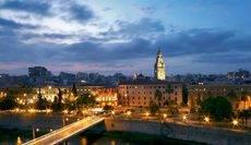 Puente Viejo de la ciudad de Murcia.