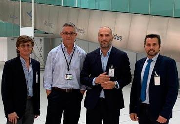 Acuerdos entre Turismo de Murcia y el nuevo aeropuerto