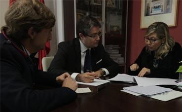 Murcia destacará el AVE en su presencia en Madrid