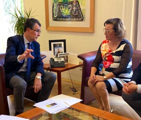 Murcia prepara un congreso médico para octubre