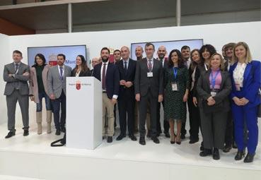 Murcia presenta su potencial MICE en Madrid