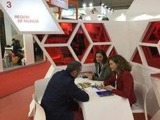 La Región de Murcia muestra su potencial MICE en Barcelona