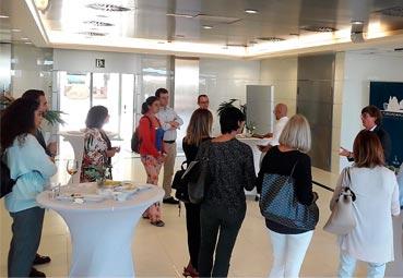 Murcia presenta su oferta turística y MICE en Valencia