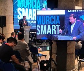 Murcia acoge un encuentro de ciudades inteligentes