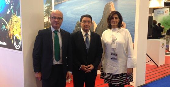 Acuerdo entre Murcia y la OMT que fomentará los eventos