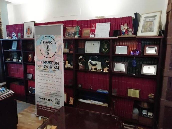 La Sala 22 del Museo del Turismo. Sede del Grupo NEXO en Madrid.