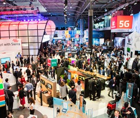 El Mobile World Congress de 2017 espera ser una edición de récords