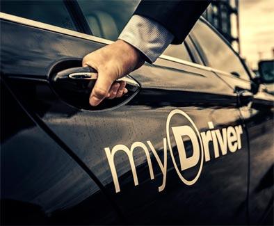 El servicio de chófer por horas 'myDriver' de Sixt llega a España