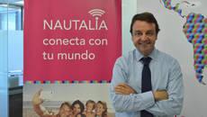 El director general de Nautalia Viajes, Rafael García Garrido.