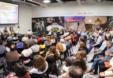 Navarra Arena: más de 20 eventos en tres meses
