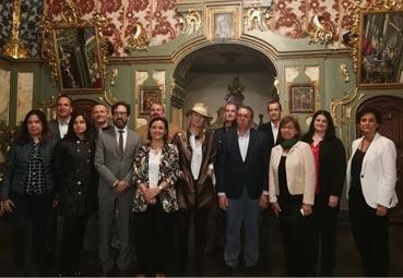 Presentada la delegación Navarra de OPC España